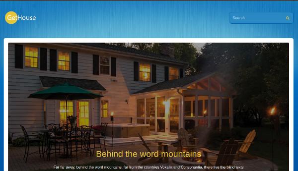 gethouse woocommerce compatible wordpress theme