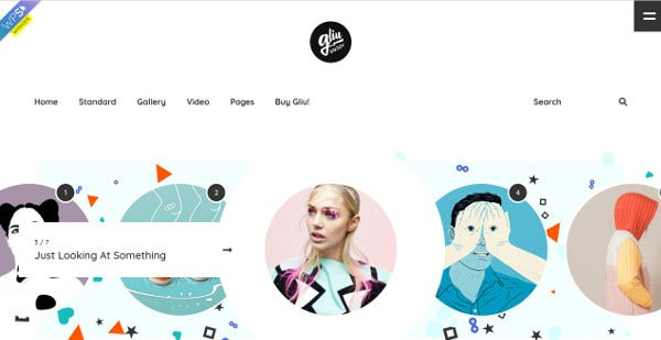 gliu slider wordpress theme