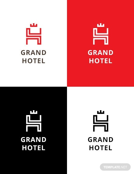grand hotel logo download