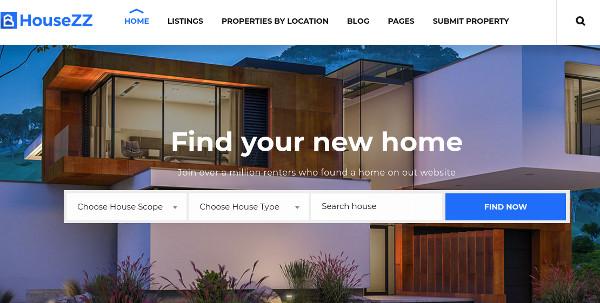 housezz-fully-customization-options-wordpress-theme