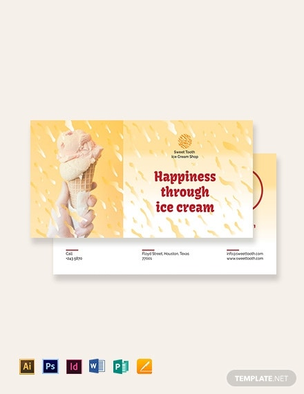ice cream coupon template1