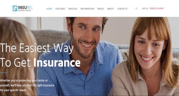 insurel-modern-wordpress-insurance-and-finance-theme