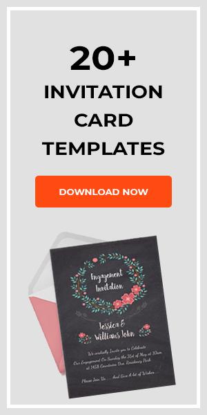 88 Invitation Card Templates Psd Ai Word Free