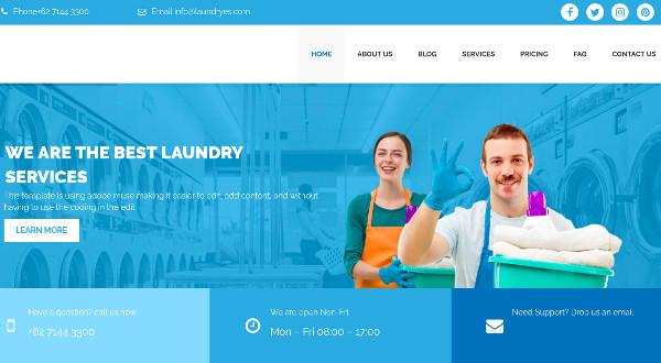 laundry-fast-loading-wordpress-theme