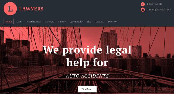 lawyers-widgetized-homepage-wordpress-theme