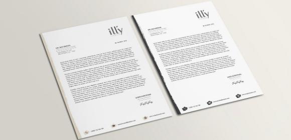 letterhead pages