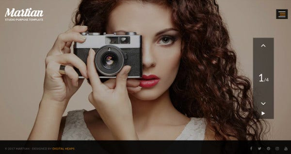 martian-photography-studio-theme