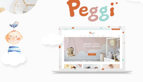 peggi – wordpress theme