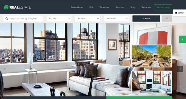real estate 7 cross browser compatibility wordpress theme