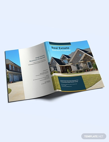 real estate business proposal template1