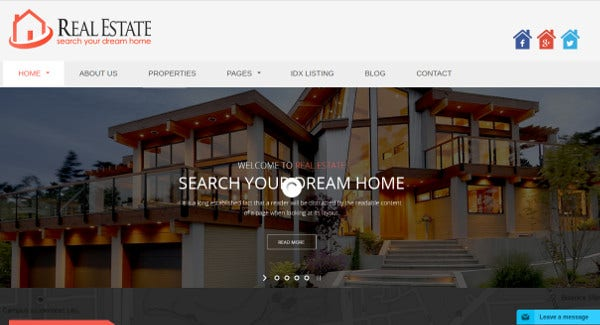 realestate visual composer wordpress theme