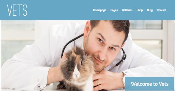 vets– veterinary wordpress theme