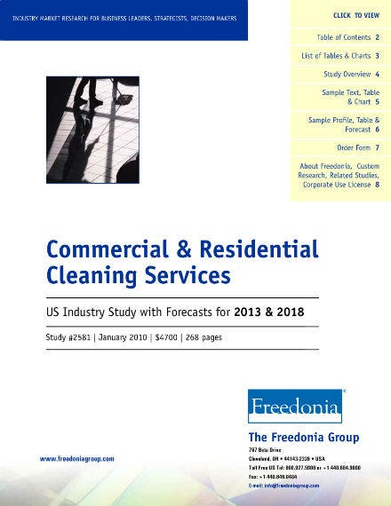 commercial and residential cleaning 1