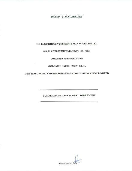 company investment contract 01