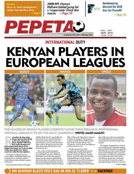 free sports newspaper template1