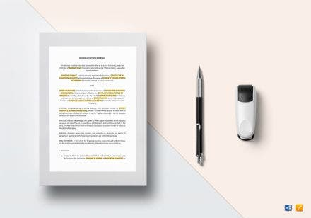 investment contract template mockup1