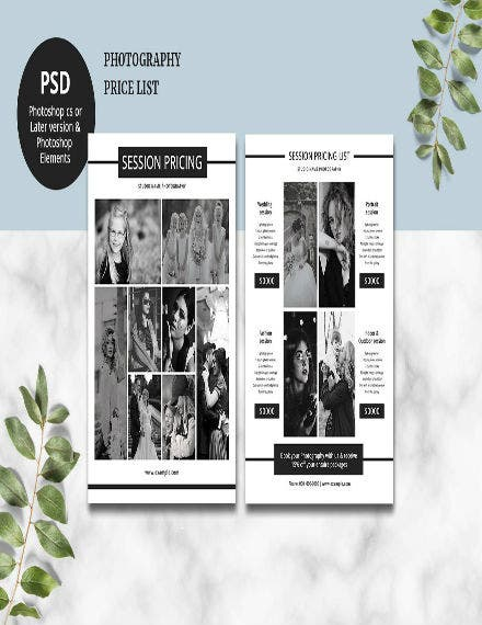photography flyer template1