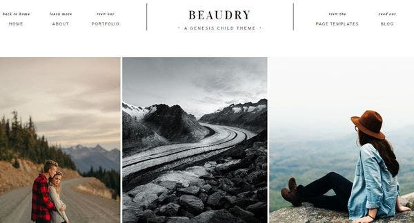 Beaudry – Genesis Framework Supported WordPress Theme