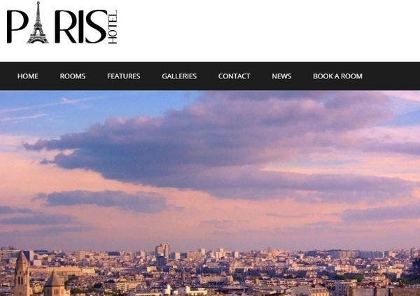 Paris – Responsive WordPress Theme
