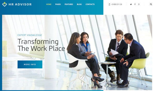 21  recruitment firm wordpress themes  u0026 templates