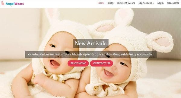 AngelWears – Awesome Slider WordPress Theme