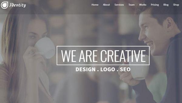 Identity – WooCommerce Integrated WordPress Theme