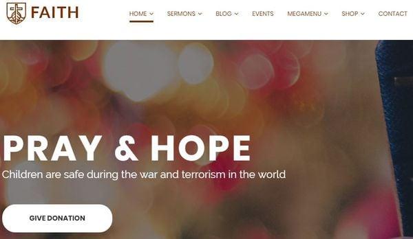 Life Churches – WooCommerce Integrated WordPress Theme