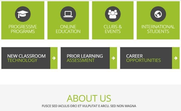 High School – WPML-Ready WordPress Theme