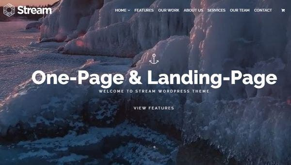 Stream – One-click Demo Import WordPress Theme