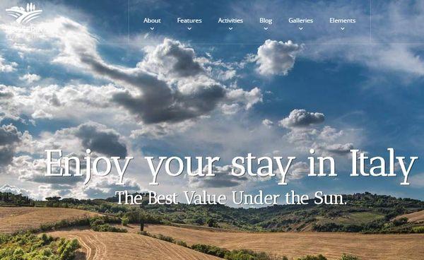 Masseria – Translation Ready WordPress Theme