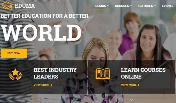 Education WP – BuddyPress WordPress Theme