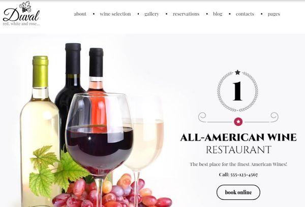 Duval – Blog Compatible WordPress Theme