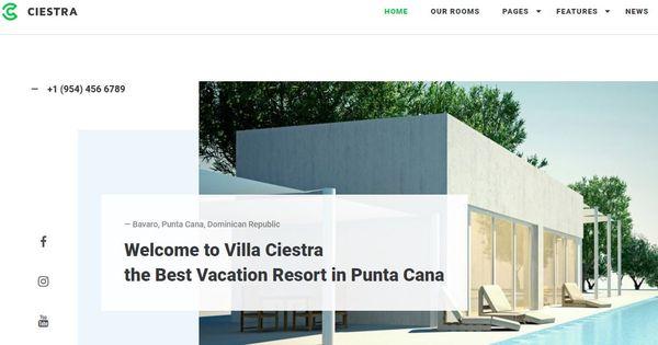 Ciestra – Gallery WordPress Theme