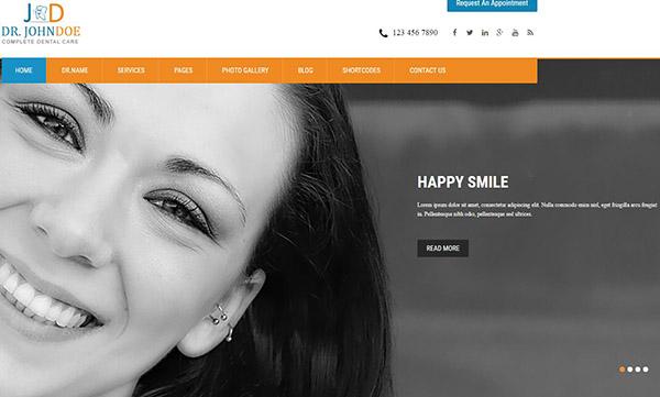 Toothy – qTranslate X WordPress Theme