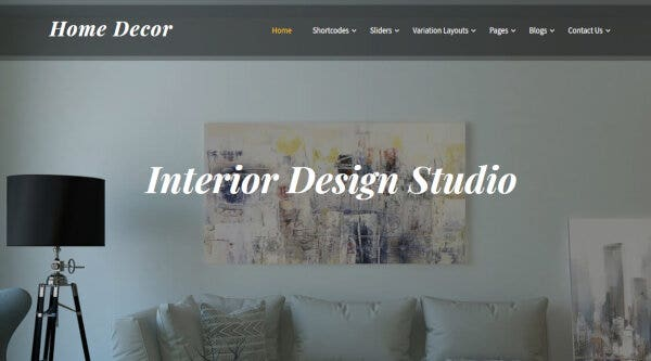 Decorator- Gutenberg compatible WordPress Theme