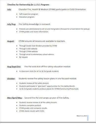 1st grade lesson plan example