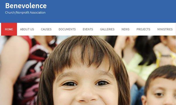 Benevolence – Automatic Donations WordPress Theme