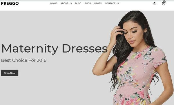 Preggo – SEO Optimized WordPress Theme