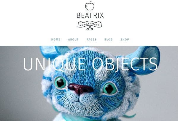 Beatrix – Changelog WordPress Theme