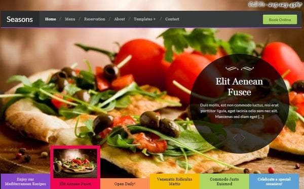 Seasons – eCommerce Ready WordPress Theme