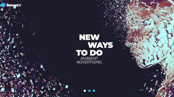 Swanxy- Social Media Integrated WordPress Theme