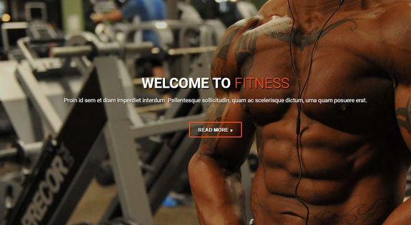 SKT-Fitness-Pro -Default Slider Supported WordPress Theme
