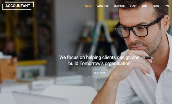 Turner – SEO Ready WordPress Theme