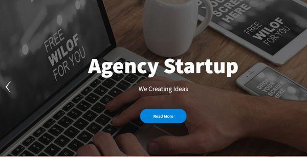 Marketing Agency - Shortcodes Ready WordPress Theme
