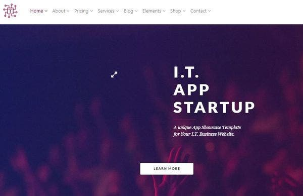 IT WordPress – WooCommerce Integrated WordPress Theme
