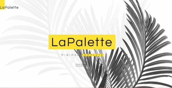La Palette – JetThemeCore Plugin WordPress Theme