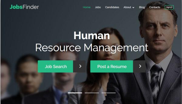 Job Portal – WPML Ready WordPress Theme