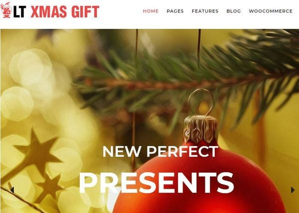 LT Xmas – WP WordPress Theme