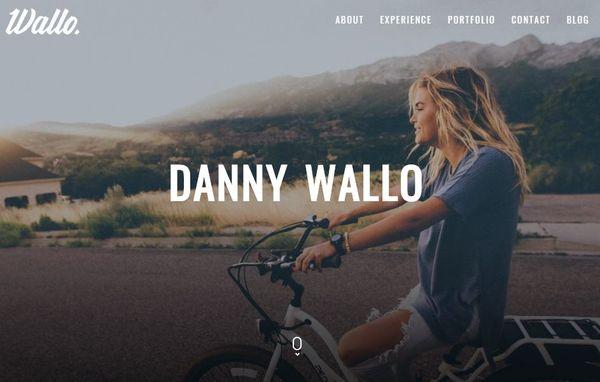 Wallo – Pixel Perfect WordPress Theme
