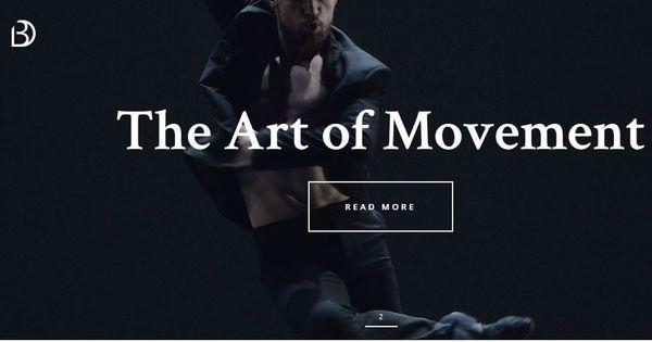 21+ Theater Company WordPress Themes & Templates 2019